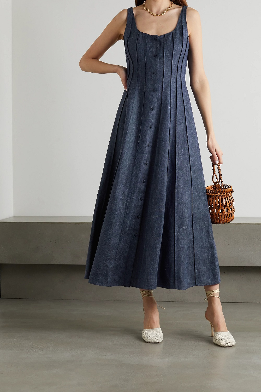 Brock Collection midi haljina proljeće/ljeto 2021.