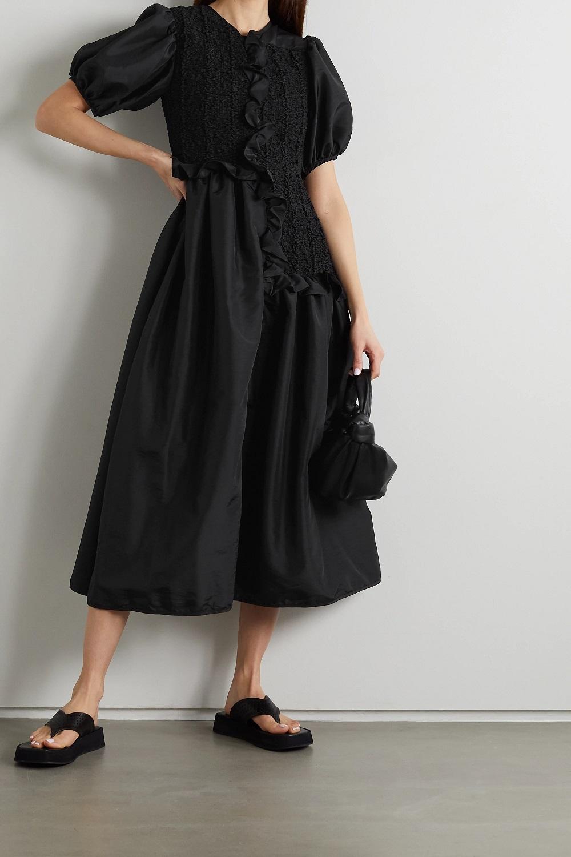 Cecilie Bahnsen midi haljina proljeće/ljeto 2021.