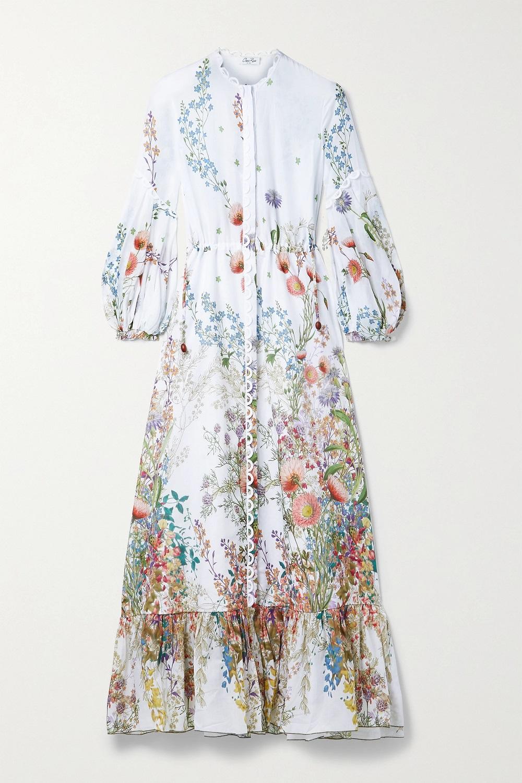 Charo Ruiz midi haljina proljeće/ljeto 2021.