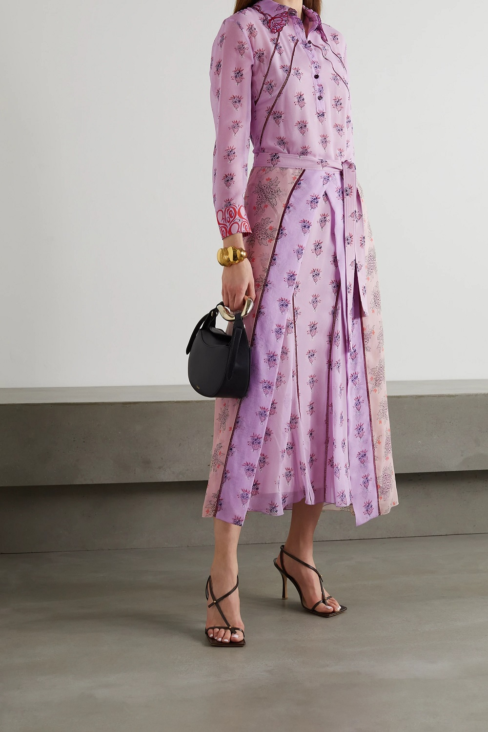 Chloe midi haljina proljeće/ljeto 2021.