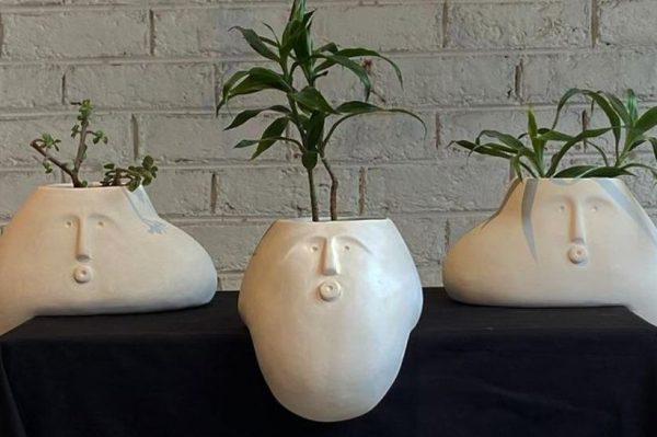 Claymen keramički predmeti prava su mala umjetnička djela