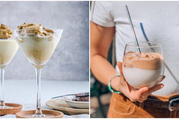 Dalgona Martini – koktel verzija popularne kave koju danas pijemo