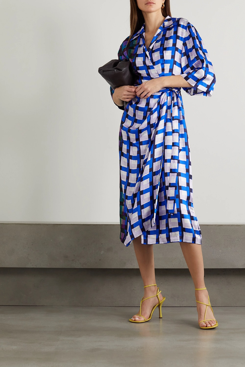 Dries Van Noten midi haljina proljeće/ljeto 2021.