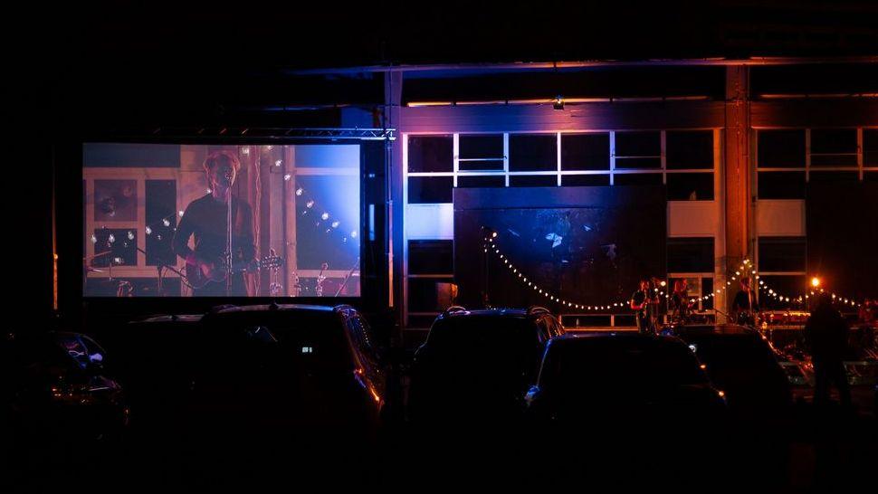 Drive-in kultura 2 - nastup cover
