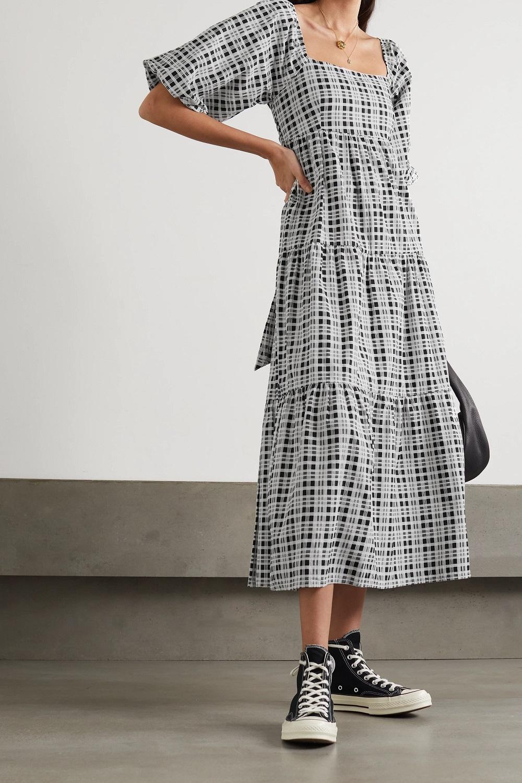Faithfull The Brand midi haljina proljeće/ljeto 2021.