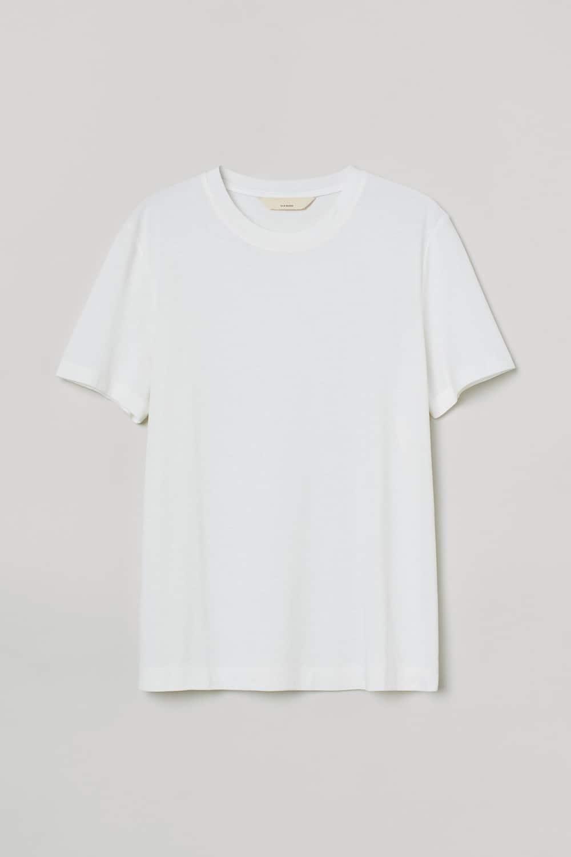 7 savršenih: H&M bijeli T-shirt za proljeće 2021.