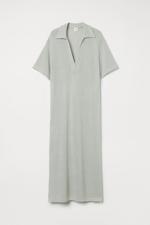 H&M midi haljina proljeće/ljeto 2021.