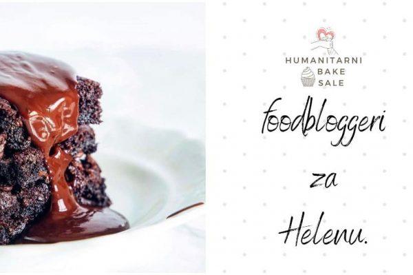 Hrvatski food blogeri pokrenuli humanitarni 'bake sale' za pomoć kolegici u borbi za zdravlje