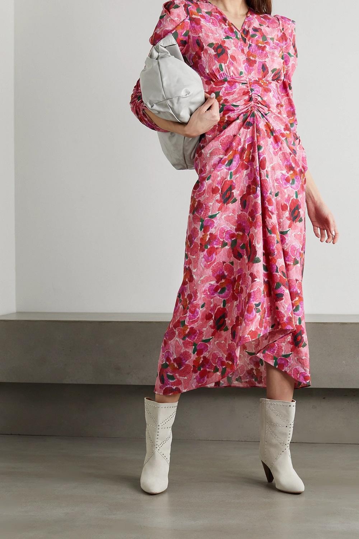 Isabel Marant midi haljina proljeće/ljeto 2021.