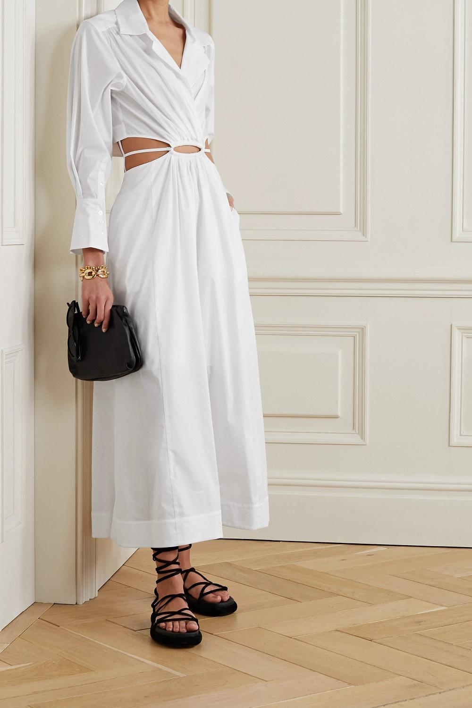 Jonathan Simkhai midi haljina proljeće/ljeto 2021.