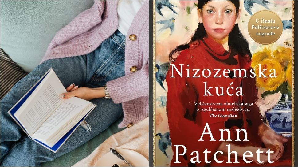 Journal Book Club - Nizozemska kuca cover