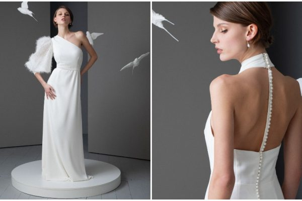 Nježne, ali vrlo efektne vjenčanice s potpisom brenda Kaftan studio