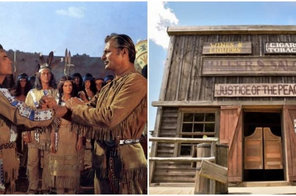 Ideja za izlet: kaubojsko selo u blizini Fužina gdje se snimao Winnetou