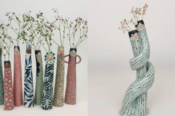 Nizozemski brend The Pottery Parade izrađuje šarene keramičke vaze koje ćete odmah poželjeti