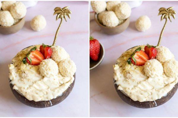 Foodoris: Kokos zdjelica – desert koji priziva uživanje na suncu