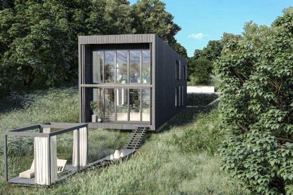 Kuća iz snova na zagorskim brežuljcima za mladi bračni par