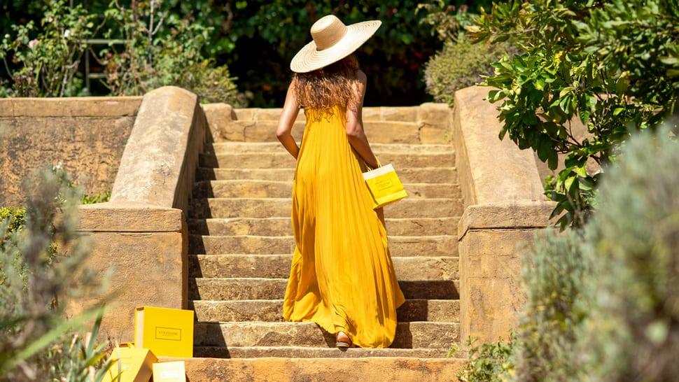 L'Occitane žuti proizvodi