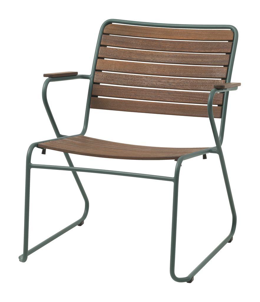 Lounge stolica GASSUM zelena