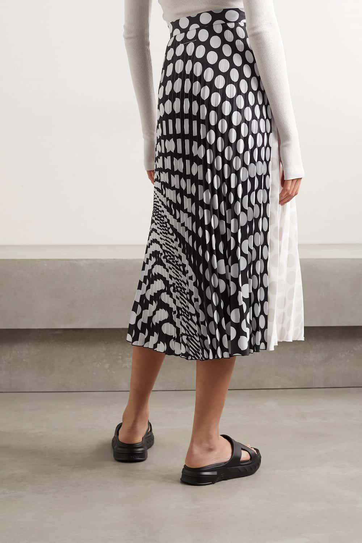 MM6 Maison Margiela plisirana suknja proljeće 2021.