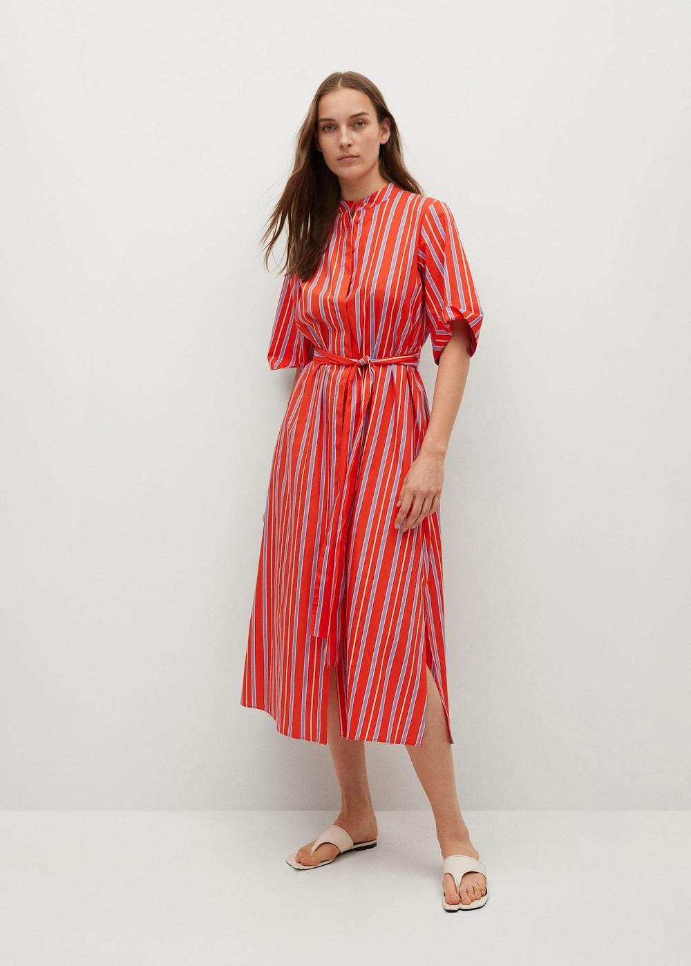 Mango midi haljina proljeće/ljeto 2021.