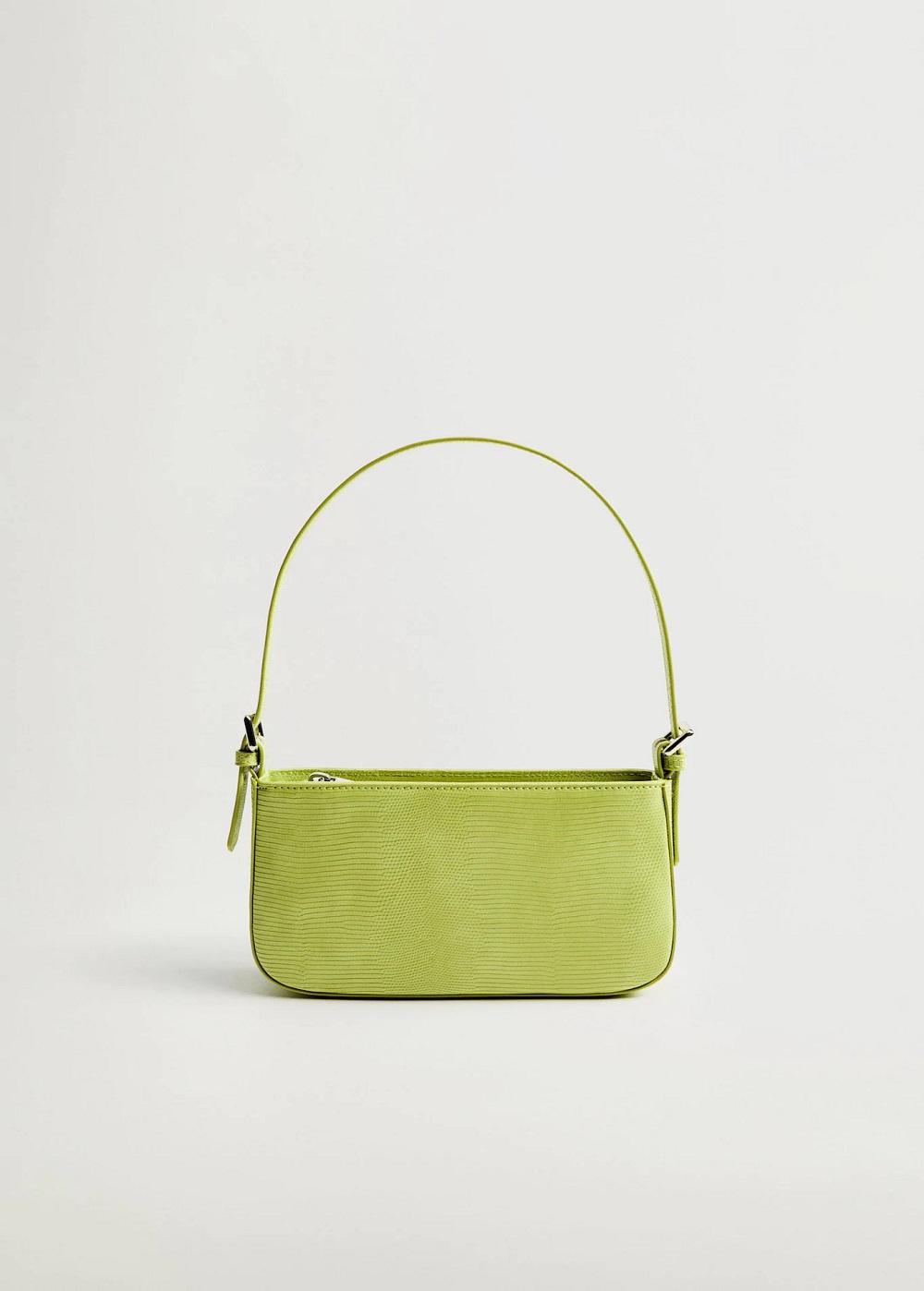 Mango torbe u boji proljeće ljeto 2021.