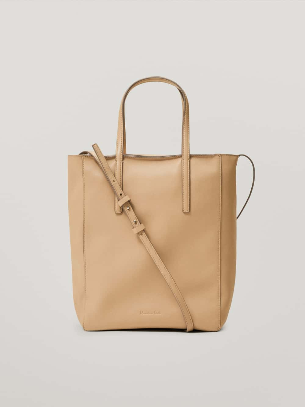 Massimo Dutti kožne torbe sniženje 2021. 1
