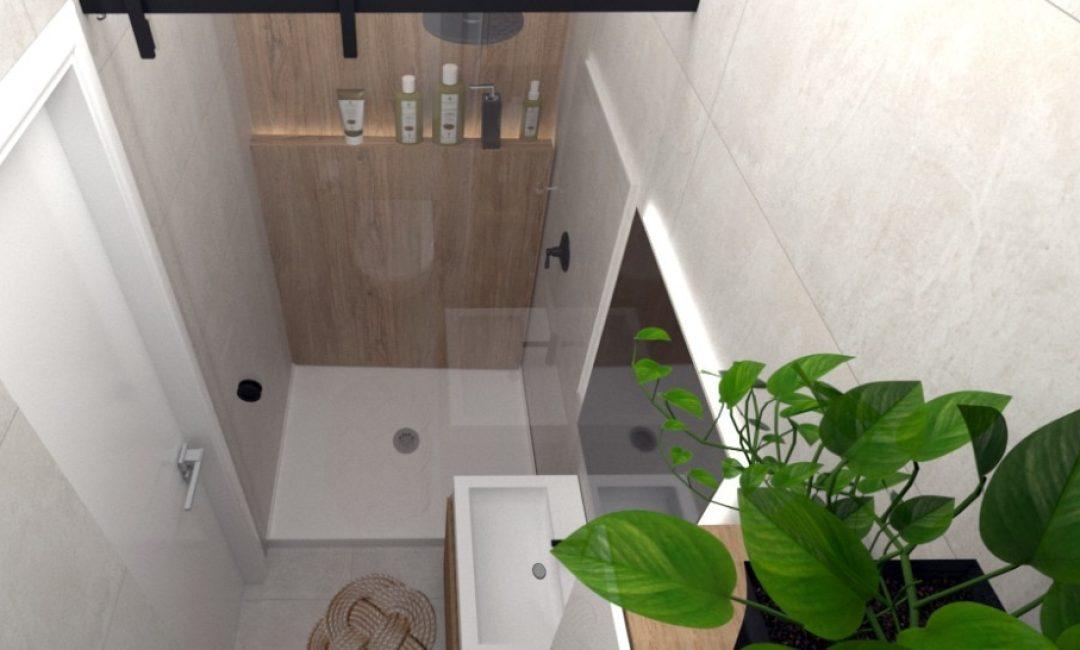 Kako urediti minijaturnu kupaonicu?