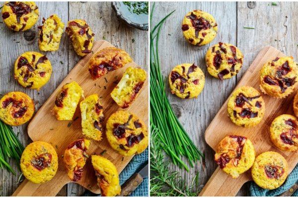 Kate Homecooking: Pizza muffini – brzo i ukusno rješenje kad se zaželite pizze