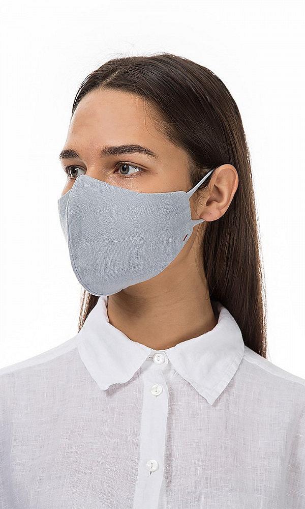 Plumo zaštitne maske od pamuka i lana proljeće ljeto 2021.