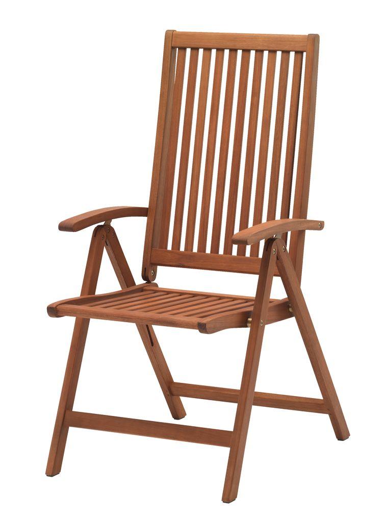 Podesiva stolica KAMSTRUP tvrdo drvo