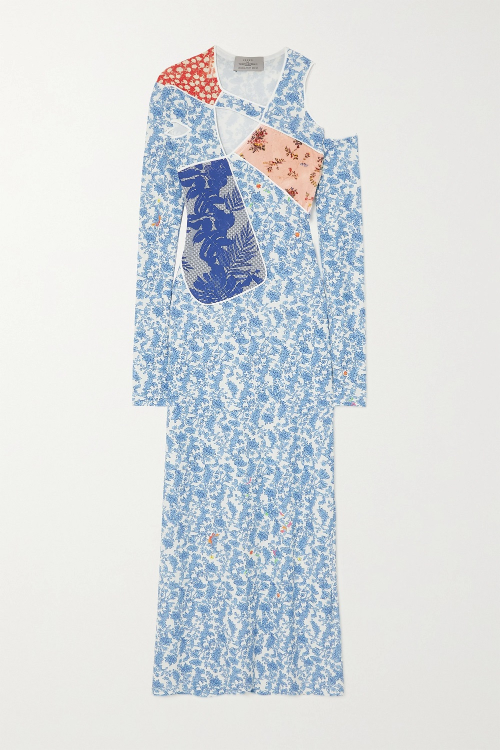 Preen by Thornton Bregazzi midi haljina proljeće/ljeto 2021.