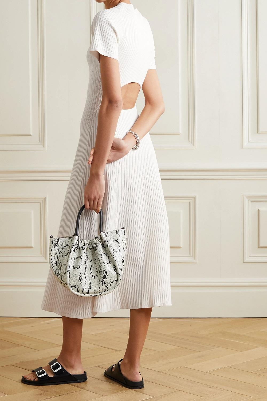 Proenza Schouler White Label midi haljina proljeće/ljeto 2021.