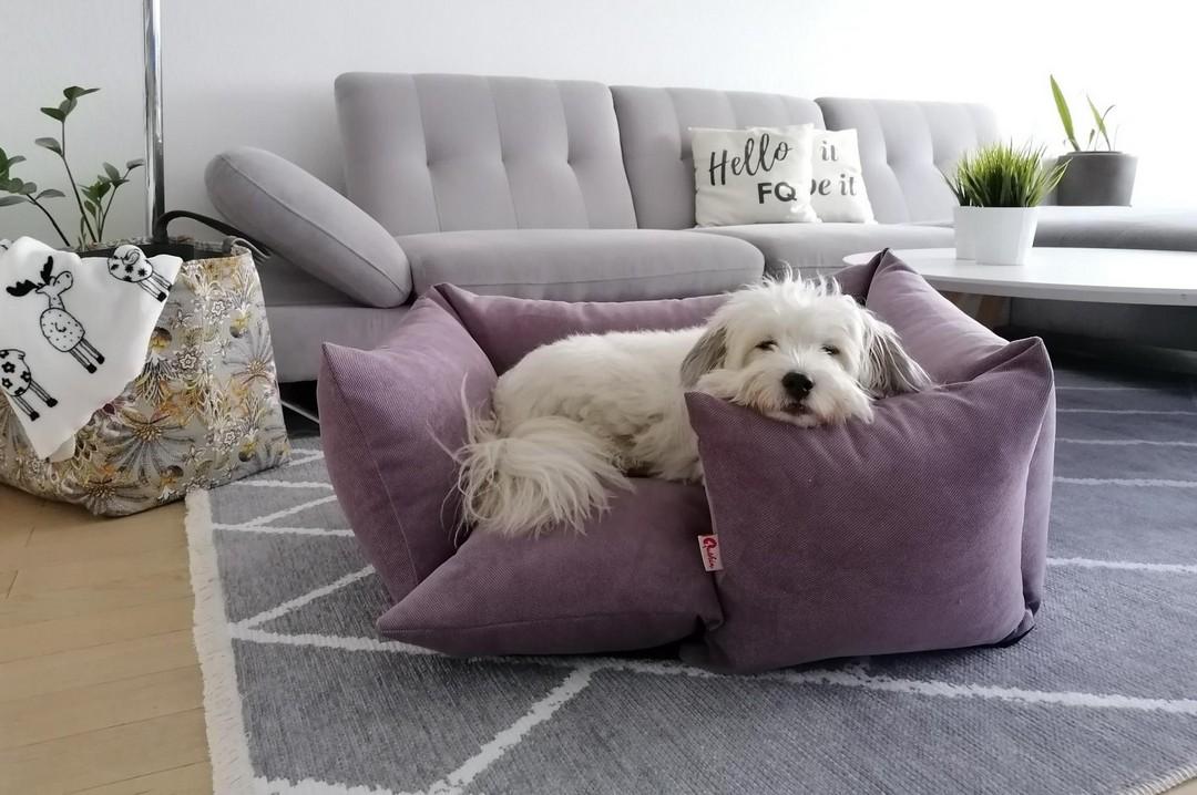 Qushin Sofa Lilac