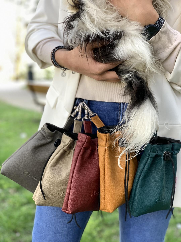 Qushin torbice za šetnju