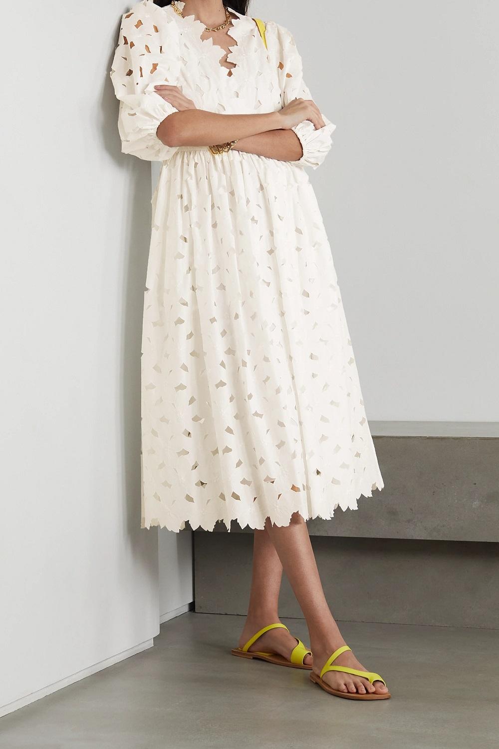 REDValentino midi haljina proljeće/ljeto 2021. 1