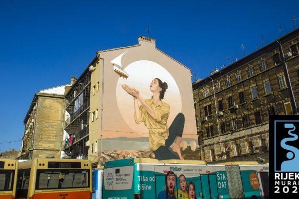 Ovoga vikenda vođenim turama prošećite kroz Rijeku murala