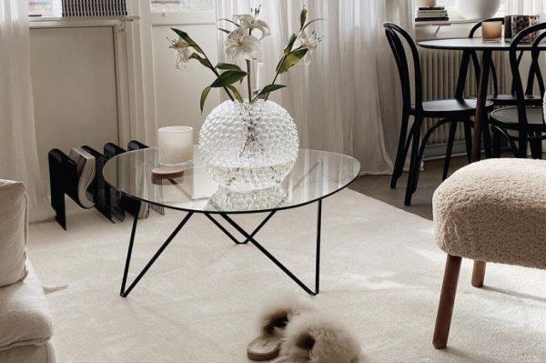 Maleni i minimalistički uređen stan koji se prigodno zove – 31 kvadrat