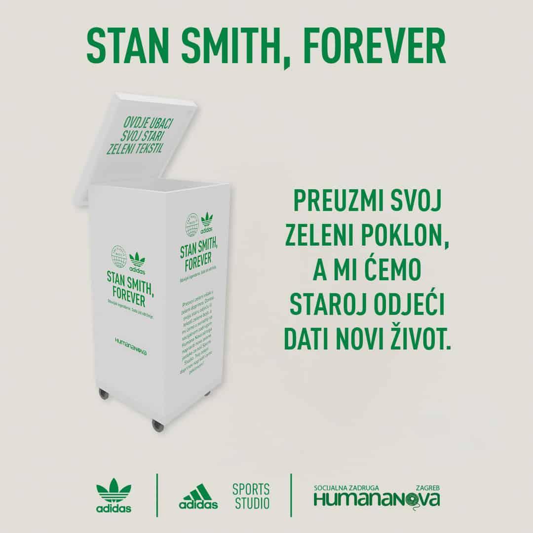 ADIDAS STAN SMITH Forever kutija