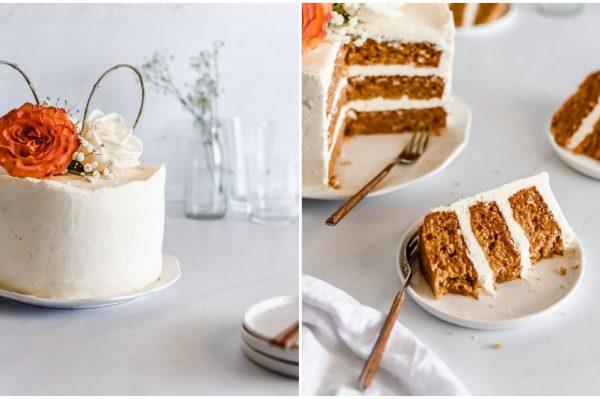 Bake me by Nina: Najsočnija torta od mrkve za blagdanski stol