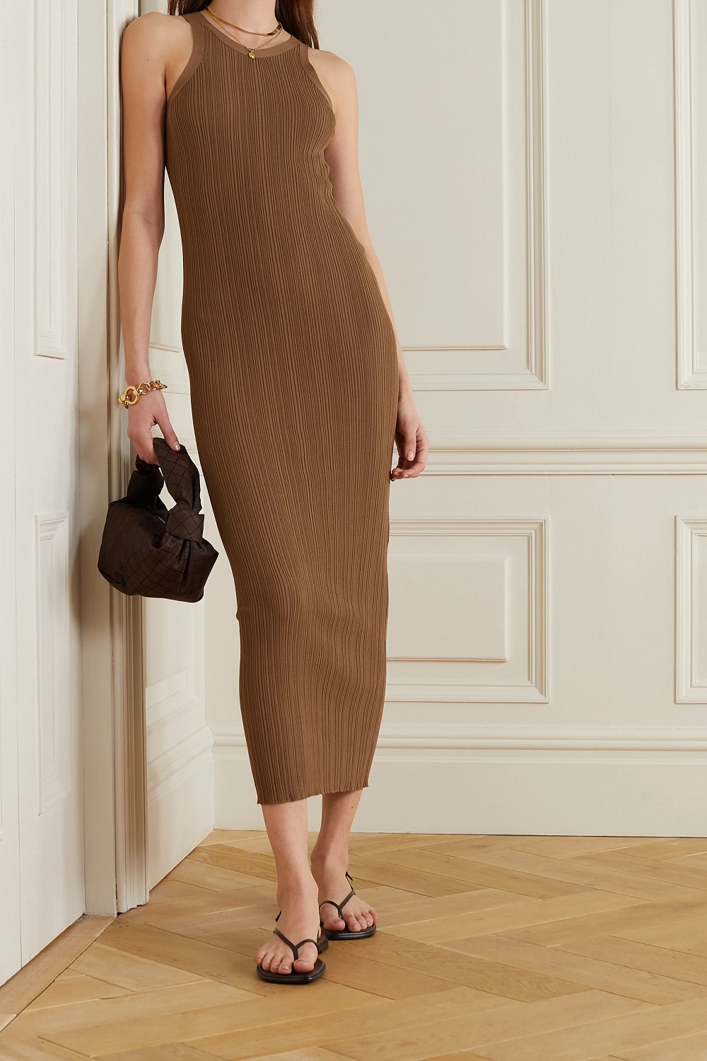Toteme midi haljina proljeće/ljeto 2021.