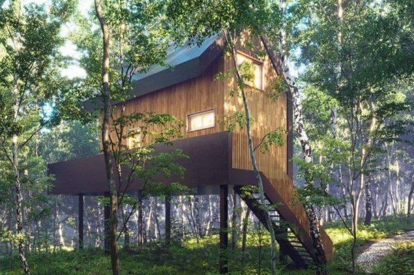 Sjećate li se ovih divnih kućica na stablu? Sada možete pomoći da se što prije dovrše
