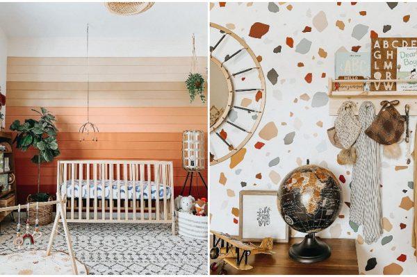 Instagram trendovi za uređenje dječje sobe