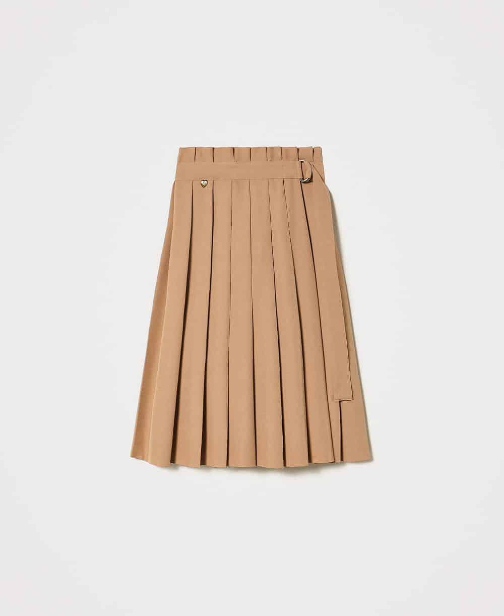 Twinset plisirana suknja proljeće 2021.
