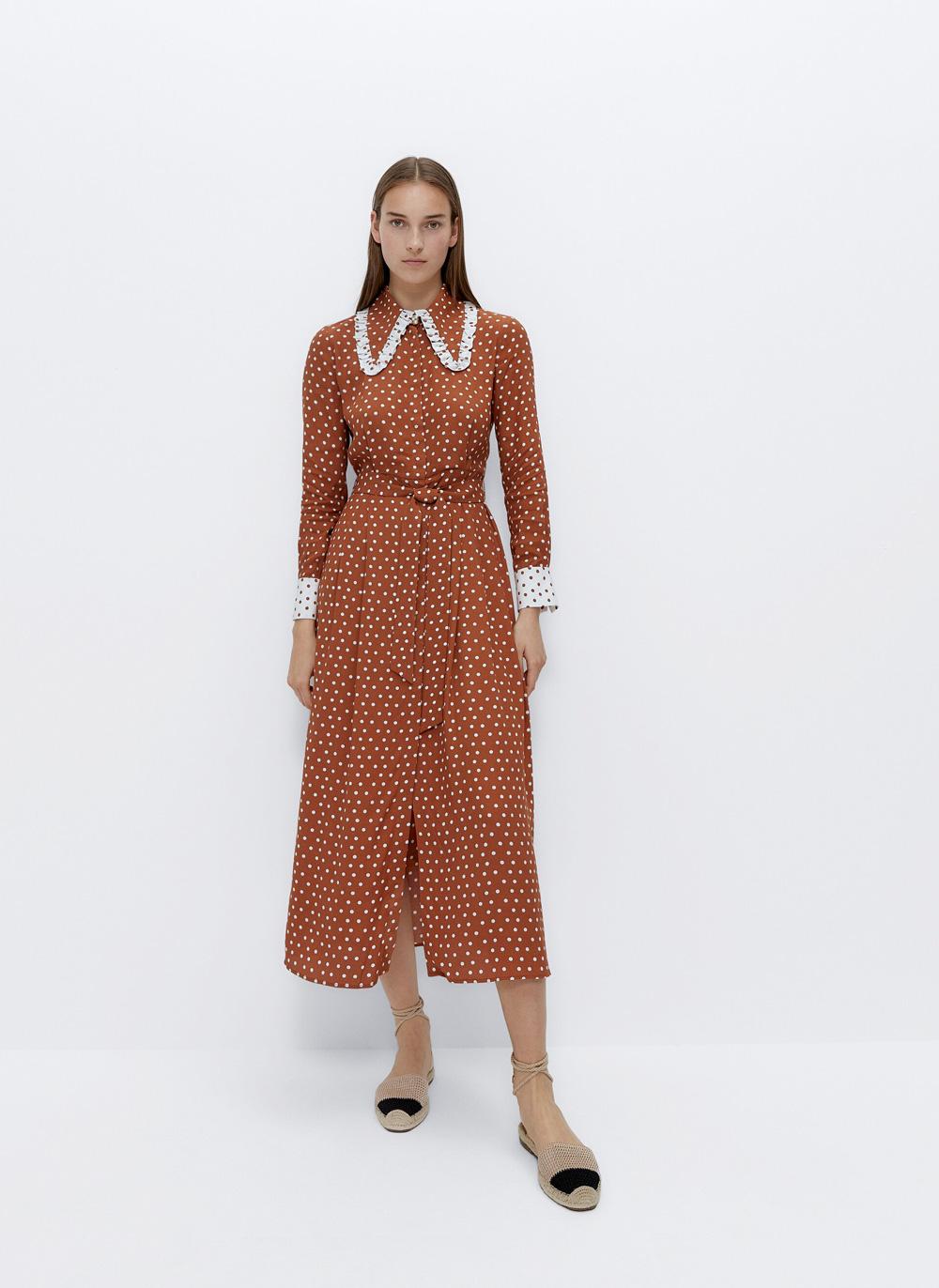 Uterque midi haljina proljeće/ljeto 2021.