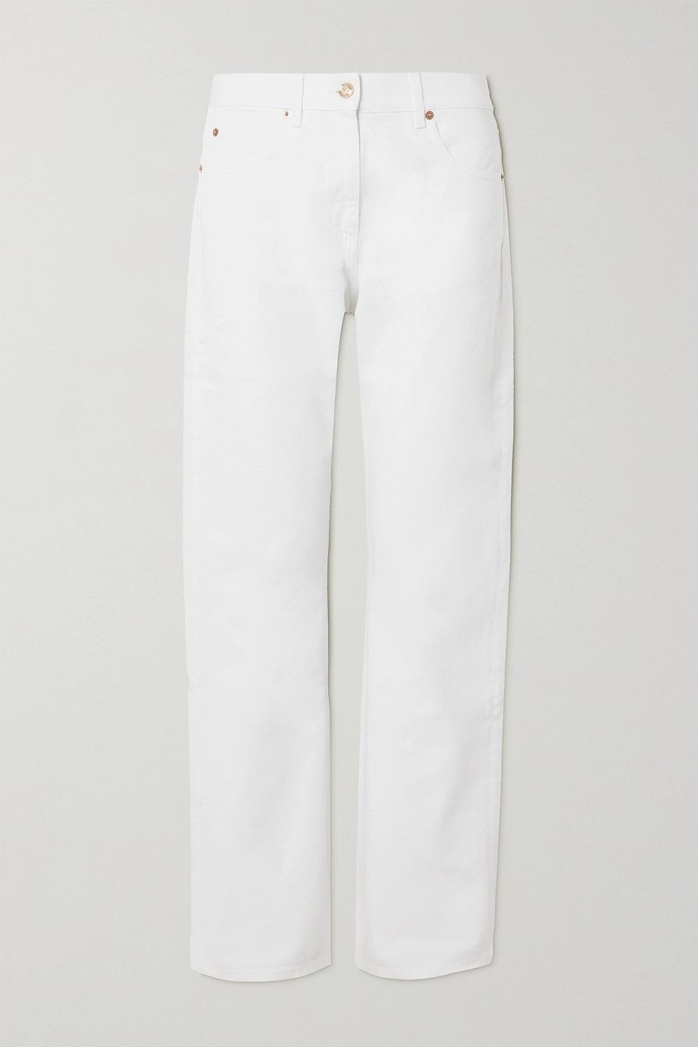 Valentino bijele traperice proljeće 2021.