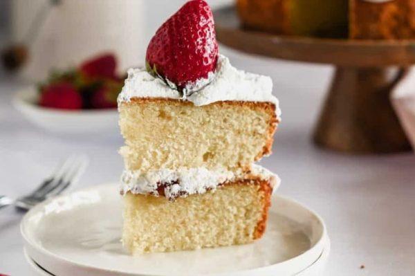 Bake me by Nina: Victoria sponge cake – jedan od najljepših proljetnih kolača