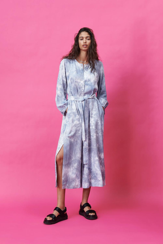 Zara midi haljina proljeće/ljeto 2021.