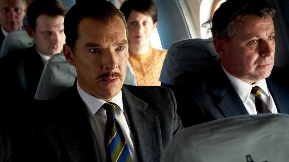 filmovi u kinima - The Courier- Benedict Cumberbatch cover