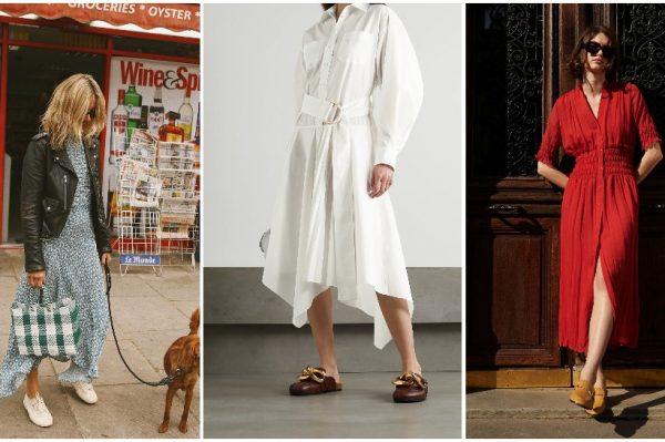 Midi haljine koje ove sezone priželjkujemo u svom ormaru