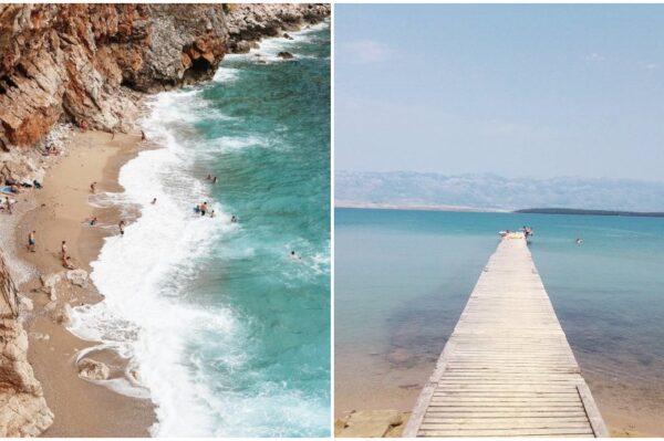 Top 13 najljepših plaža na Jadranu koje morate posjetiti ako još niste